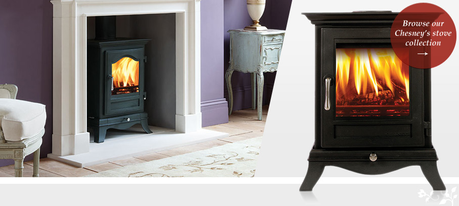 Browse our Chesney's stove collection