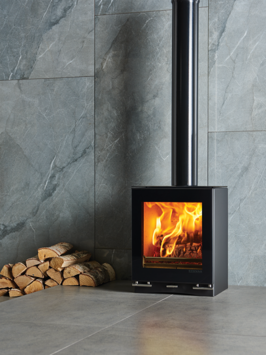 Stovax Contemporary Wood Burning And Multi Fuel Stoves