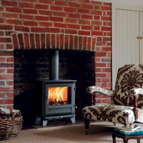 The Salisbury 8kw Stove