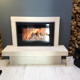 Rais 700 Inset Wood Burner