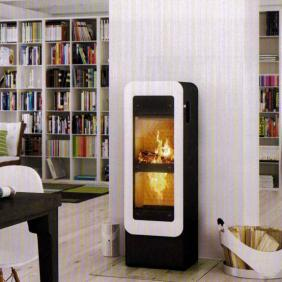Rais Bionic - Eco Friendly Wood Burner