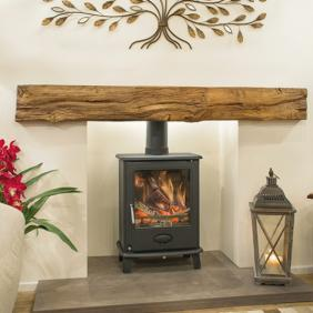 Dartmoor fireplace
