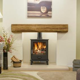 Netherton 54 fireplace