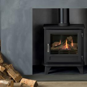 The Salisbury Gas Stove