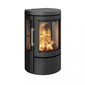 Hwam 2610 c wood stove with classic side hinged door