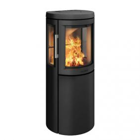 Hwam 2630 c wood stove with classic side hinged door