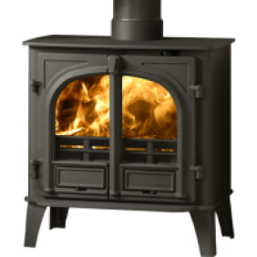 Stockton 8 Wood Burning Stove and Multi Fuel Stove