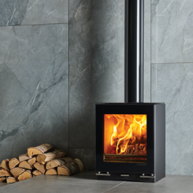 CONTEMPORARY WOOD BURNING AND MULTI-FUEL STOVES
