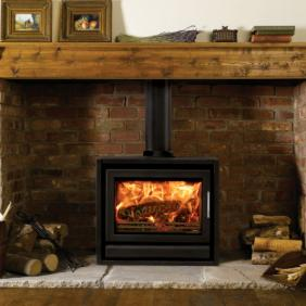 Riva F66 Wood Burning and Multi-fuel Free Standing Stove