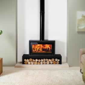 Riva Studio Free Standing Wood Burning Stove