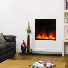 Riva2 Electric 55 and 70 Inset Fires