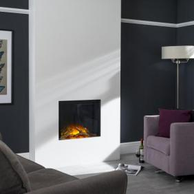Gotham 600 Electric Inset Fire